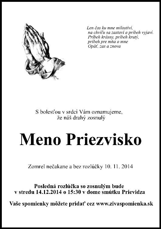 fb3c4f352 Parte online | zivaspomienka.sk